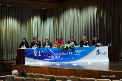 21ª Conferência SInASE