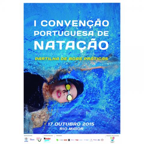 I CONVENÇÃO PORTUGUESA DE NATAÇÃO