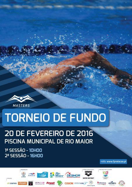 TORNEIO DE FUNDO DE MASTERS EM RIO MAIOR