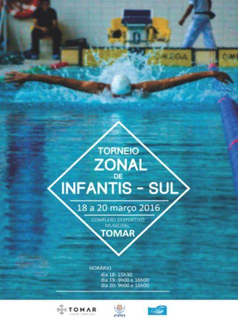 TORNEIO ZONAL DE INFANTIS EM TOMAR