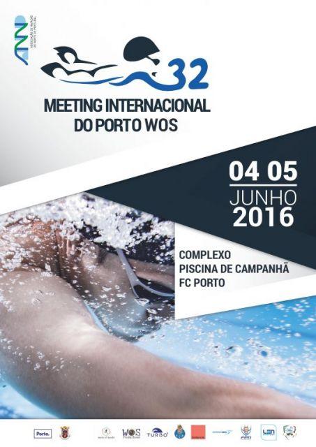 SELECÇÃO DA ANDS PARTICIPA NO 32º MEETING INTERNACIONAL DO PORTO