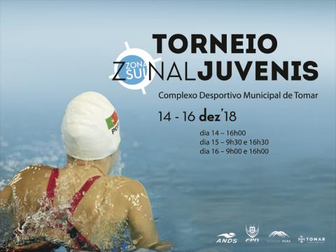 TORNEIO ZONAL DE JUVENIS- ZONA SUL