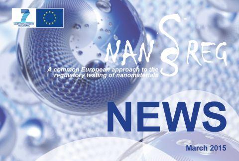 Terceira NANoREG Newsletter já disponível | Março 2015