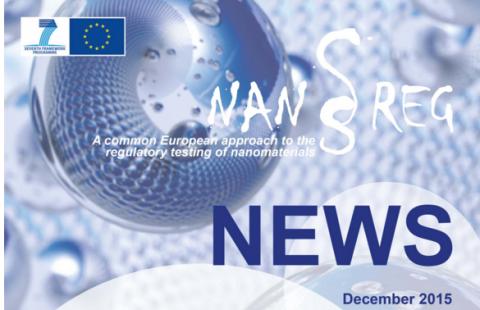 Quarta  Newsletter do projeto NANoREG